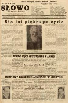 Słowo. 1935, nr33