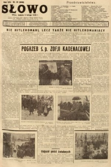 Słowo. 1935, nr39