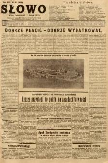 Słowo. 1935, nr41
