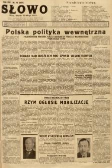 Słowo. 1935, nr42