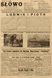 Słowo. 1935, nr53