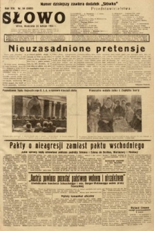 Słowo. 1935, nr54