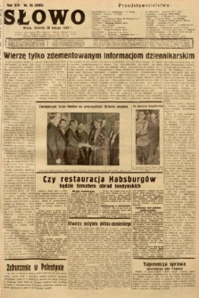 Słowo. 1935, nr56