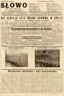 Słowo. 1935, nr63