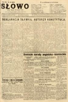 Słowo. 1935, nr84