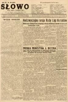 Słowo. 1935, nr106
