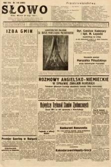 Słowo. 1935, nr144