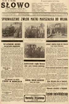 Słowo. 1935, nr150