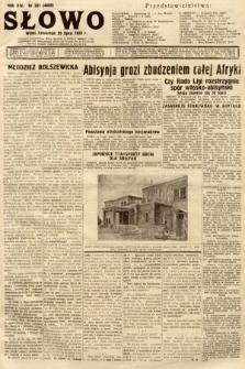 Słowo. 1935, nr201