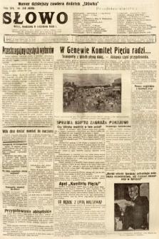 Słowo. 1935, nr246