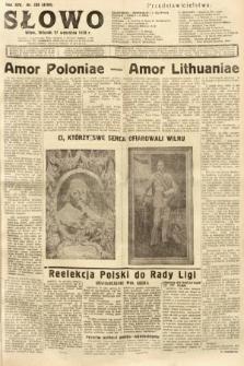 Słowo. 1935, nr255