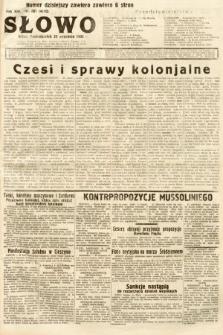 Słowo. 1935, nr261