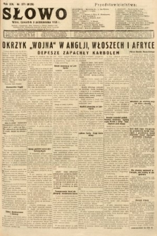 Słowo. 1935, nr271