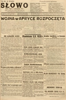 Słowo. 1935, nr272