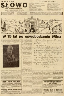 Słowo. 1935, nr277