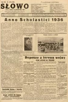 Słowo. 1935, nr287