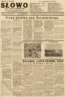 Słowo. 1935, nr292