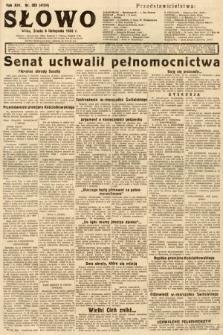 Słowo. 1935, nr305