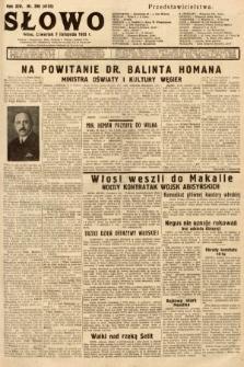 Słowo. 1935, nr306