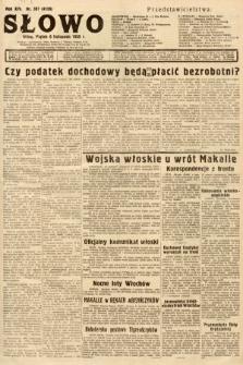 Słowo. 1935, nr307