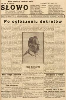 Słowo. 1935, nr310