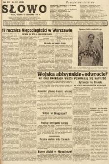 Słowo. 1935, nr311