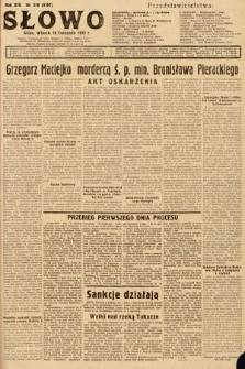 Słowo. 1935, nr318