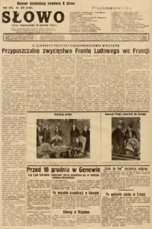 Słowo. 1935, nr345