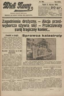 Wiek Nowy : popularny dziennik ilustrowany. 1928, nr7962