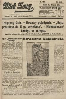 Wiek Nowy : popularny dziennik ilustrowany. 1928, nr7964