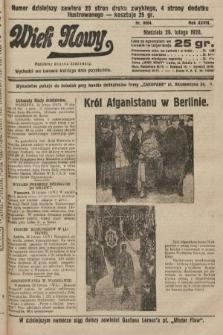 Wiek Nowy : popularny dziennik ilustrowany. 1928, nr8004