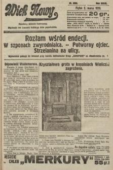 Wiek Nowy : popularny dziennik ilustrowany. 1928, nr8008