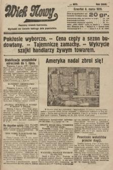 Wiek Nowy : popularny dziennik ilustrowany. 1928, nr8013