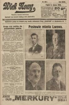 Wiek Nowy : popularny dziennik ilustrowany. 1928, nr8014