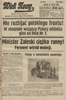 Wiek Nowy : popularny dziennik ilustrowany. 1928, nr8015