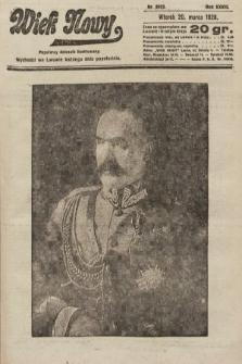 Wiek Nowy : popularny dziennik ilustrowany. 1928, nr8023