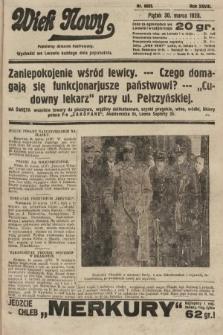Wiek Nowy : popularny dziennik ilustrowany. 1928, nr8032