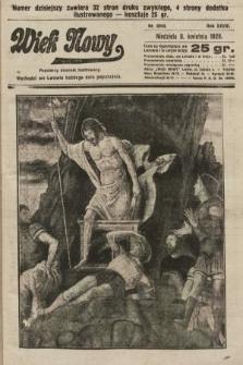 Wiek Nowy : popularny dziennik ilustrowany. 1928, nr8040
