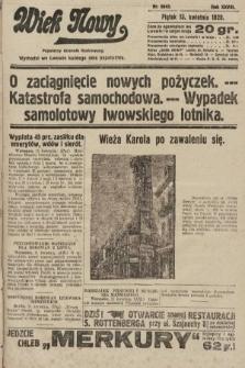 Wiek Nowy : popularny dziennik ilustrowany. 1928, nr8043