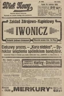 Wiek Nowy : popularny dziennik ilustrowany. 1928, nr8049