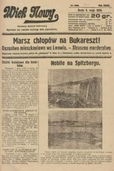 Wiek Nowy : popularny dziennik ilustrowany. 1928, nr8064
