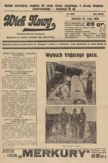Wiek Nowy : popularny dziennik ilustrowany. 1928, nr8079