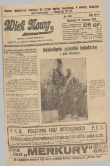 Wiek Nowy : popularny dziennik ilustrowany. 1928, nr8089
