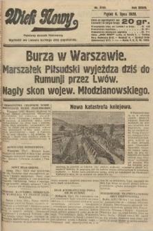Wiek Nowy : popularny dziennik ilustrowany. 1928, nr8110