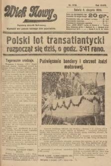 Wiek Nowy : popularny dziennik ilustrowany. 1928, nr8135
