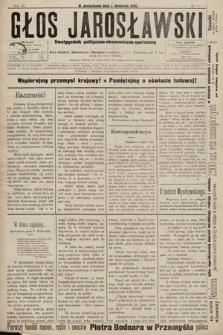 Głos Jarosławski : dwutygodnik polityczno-ekonomiczno-społeczny. 1895, nr7