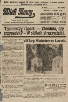 Wiek Nowy : popularny dziennik ilustrowany. 1928, nr8159