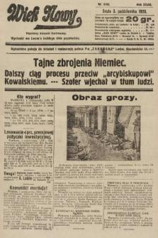 Wiek Nowy : popularny dziennik ilustrowany. 1928, nr8185