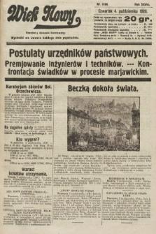 Wiek Nowy : popularny dziennik ilustrowany. 1928, nr8186