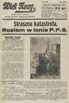 Wiek Nowy : popularny dziennik ilustrowany. 1928, nr8192